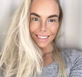 Η Σουηδέζα με τα ατελείωτα πόδια δεχόταν bullying για την εμφάνιση της: Έγινε bodybuilder & όλοι την θαυμάζουν (ΦΩΤΟ - ΒΙΝΤΕΟ)     - Κυρίως Φωτογραφία - Gallery - Video