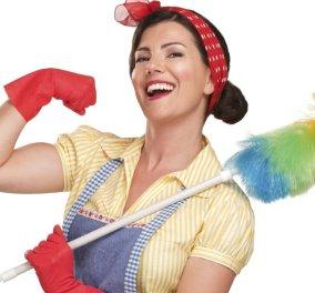 Ποιο είναι το υλικό που καθαρίζει τους τοίχους σας εύκολα και γρήγορα;  - Κυρίως Φωτογραφία - Gallery - Video
