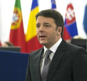 Παραιτήθηκε ο Ρέντσι από το Δημοκρατικό Κόμμα μετά την εκλογική ήττα στην Ιταλία - Κυρίως Φωτογραφία - Gallery - Video