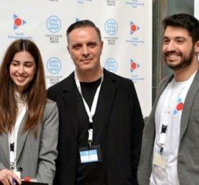 Startup Europe Week Crete: 100 νέες επιχειρηματικές ιδέες για την ανάπτυξη του  επιχειρηματικού οικοσυστήματος  στην Κρήτη - Κυρίως Φωτογραφία - Gallery - Video