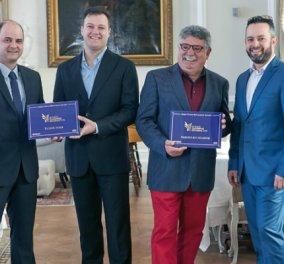 Βραβεία Ελληνικής Κουζίνας: Ποια είναι τα δυο κορυφαία εστιατόρια, οι σεφ νικητές και η τελετή απονομής - Κυρίως Φωτογραφία - Gallery - Video