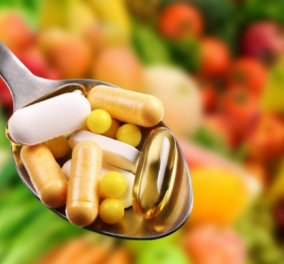 Πως πρέπει να παίρνουμε συμπληρώματα διατροφής; Οι ειδικοί συμβουλεύουν - Κυρίως Φωτογραφία - Gallery - Video