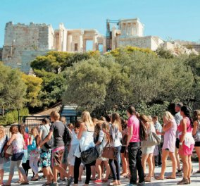 Good news: Να πως μάθαμε ότι πάνω από 4 εκατ. Γερμανοί τουρίστες θα έρθουν φέτος στην Ελλάδα - Κυρίως Φωτογραφία - Gallery - Video