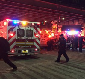 Τραγωδία στο Ιστ Ρίβερ της Νέας Υόρκης: Έπεσε ελικόπτερο, απεβίωσαν οι 5 επιβάτες & έζησε μόνο ο πιλότος (ΦΩΤΟ - ΒΙΝΤΕΟ) - Κυρίως Φωτογραφία - Gallery - Video