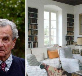 Πατρικ Λη Φέρμορ: Στο υπέροχο σπίτι του φιλέλληνα στην Καρδαμύλη θα φιλοξενούνται συγγραφείς και καλλιτέχνες - Κυρίως Φωτογραφία - Gallery - Video