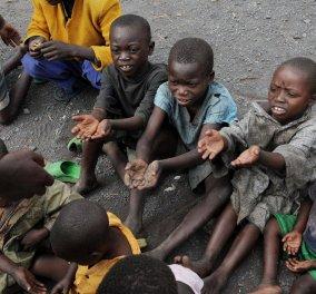 Συγκλονιστικά στοιχεία: Λιμοκτονούν 124 εκατ. άνθρωποι στον κόσμο - Κυρίως Φωτογραφία - Gallery - Video