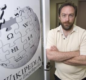 Τον ρωτάμε καθημερινά, τον εμπιστευόμαστε μα δεν τον γνωρίζουμε - Αυτός είναι ο Mr Wikipedia (BINTEO) - Κυρίως Φωτογραφία - Gallery - Video