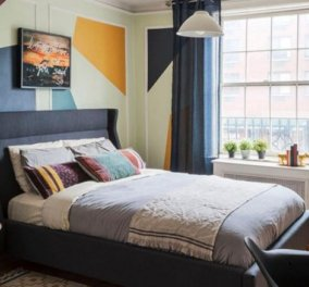 Ο Σπύρος Σουλης σκέφτεται την τσέπη μας: Έτσι θα φτιάξετε το τέλειο υπνοδωμάτιο με ελάχιστα χρήματα - Κυρίως Φωτογραφία - Gallery - Video