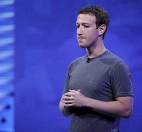 """""""Έσπασε"""" την σιωπή του ο Μαρκ Ζάκερμπεργκ για το σκάνδαλο παράνομης χρήσης δεδομένων του Facebook από το Cambridge Analytica - Κυρίως Φωτογραφία - Gallery - Video"""