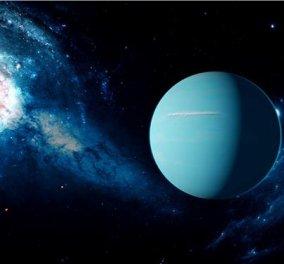 Οι επιστήμονες έδωσαν την απάντηση για το πως μυρίζει ο πλανήτης Ουρανός   - Κυρίως Φωτογραφία - Gallery - Video