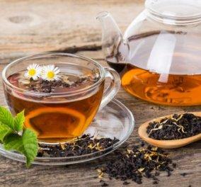 Μαύρο τσάι για να ξεθαμπώσουν & να καθαρίσουν τα ξύλινα πατώματα!  - Κυρίως Φωτογραφία - Gallery - Video
