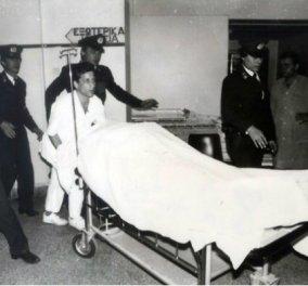 Vintage Story: Τρίτη 8/4/1986 - 8.50 το πρωί, δολοφονήθηκε στο Κολωνάκι ο μεγαλοβιομήχανος Δημήτρης Αγγελόπουλος - Κυρίως Φωτογραφία - Gallery - Video