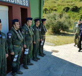 Σε λαϊκό προσκύνημα η σορός του ηρωικού πιλότου, Γεώργιου Μπαλταδώρου - Στις 14:00 η κηδεία του (ΦΩΤΟ) - Κυρίως Φωτογραφία - Gallery - Video