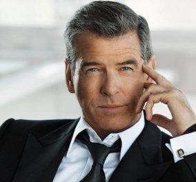 James Bond ετών 64- Δείτε τον γοητευτικό Pierce Brosnan με το μαγιό του στη Χαβάη (ΦΩΤΟ) - Κυρίως Φωτογραφία - Gallery - Video