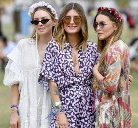 Coachella: Δείτε τι φόρεσαν οι κοινές θνητές που μάλλον ντύθηκαν πιο κομψά από τις τρέλες των επωνύμων (ΦΩΤΟ) - Κυρίως Φωτογραφία - Gallery - Video