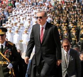 Κωνσταντίνος Βέργος: «Υπάρχει μία τεράστια, σχεδόν άγνωστη δύναμη που κυβερνάει την Τουρκία τα τελευταία 100 χρόνια» - Κυρίως Φωτογραφία - Gallery - Video