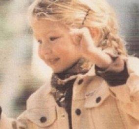 Η όμορφη μικρούλα της φωτογραφίας είναι σήμερα ένα από τα κορυφαία μοντέλα παγκοσμίως - Κυρίως Φωτογραφία - Gallery - Video