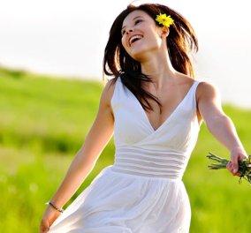 """10 απρόσμενα tips ευτυχίας από τον συγγραφέα Orison Swett Marden- Η """"δική"""" μας Κατερίνα Τσεμπερλίδου τον έχει Θεό... - Κυρίως Φωτογραφία - Gallery - Video"""