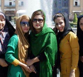 Άγριο ξυλοφόρτωμα σε νεαρή γυναίκα στο Ιράν: Φορούσε με λάθος τρόπο το χιτζάμπ - Το βίντεο φωτιά! - Κυρίως Φωτογραφία - Gallery - Video