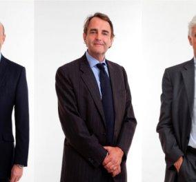 Αυτοί οι 3 άνδρες αγόρασαν το ΙΑΣΩ: Οι χρηματοδότες του Metropolitan άλλα και εκατοντάδων επιχειρήσεων σε όλο τον κόσμο - Κυρίως Φωτογραφία - Gallery - Video
