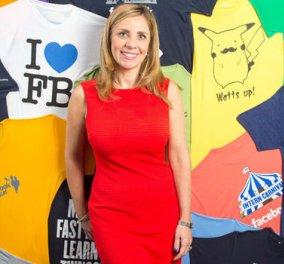 "Facebook day: Τι ""κόλπα"" παρουσίασε στην Αθήνα η γυναίκα- big boss του κολοσσού των social media - Κυρίως Φωτογραφία - Gallery - Video"