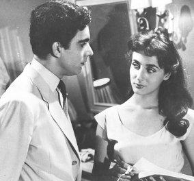 Έλλη Λαμπέτη vintage φωτο: Ο γάμος με τον πρώτο μεγάλο της έρωτα Μάριο Πλωρίτη- Αυτός της γνώρισε τον Χορν  - Κυρίως Φωτογραφία - Gallery - Video