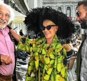Νατάσα Καλογρίδη: Αυτές είναι οι πρώτες φωτό με τον Αλέξανδρο Λυκουρέζο στο ταξίδι στη Βενετία (ΒΙΝΤΕΟ) - Κυρίως Φωτογραφία - Gallery - Video