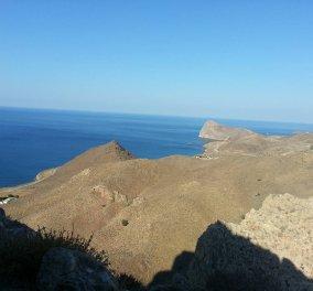 Ζωοδόχου Πηγής σήμερα- Παναγία Βύθανος, το αγίασμα που στάζει από τους βράχους & η απεραντοσύνη του Λιβυκού πελάγους - Κυρίως Φωτογραφία - Gallery - Video