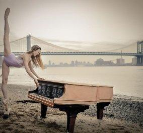 Αισθησιακές φωτογραφίες του Luis Pons με χορευτές μπαλέτου που είναι σε αρμονία με τη Φύση!   - Κυρίως Φωτογραφία - Gallery - Video