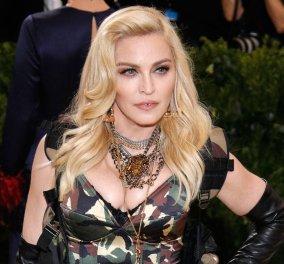 Η Madonna όπως δεν την έχετε ξαναδεί- Ποζάρει με αυτιά κούνελου και... - Κυρίως Φωτογραφία - Gallery - Video
