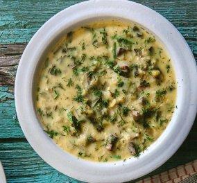 Παραδοσιακή & λαχταριστή! Παριανή μαγειρίτσα από την αγαπημένη μας Αργυρώ Μπαρμπαρίγου - Κυρίως Φωτογραφία - Gallery - Video