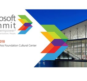 To 3o Microsoft Summit έρχεται στις 22 Μαΐου- «Empower3: Countries, Organizations, People» - Κυρίως Φωτογραφία - Gallery - Video