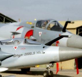 Έπεσε μαχητικό αεροσκάφος της Πολεμικής Αεροπορίας κοντά στη Σκύρο- Σε εξέλιξη επιχείρηση έρευνας & διάσωσης - Κυρίως Φωτογραφία - Gallery - Video