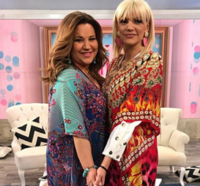 Topwoman η Δέσποινα Μοιραράκη & τα νέα, φανταστικά, πολύχρωμα καφτάνια της Desmira (ΦΩΤΟ) - Κυρίως Φωτογραφία - Gallery - Video