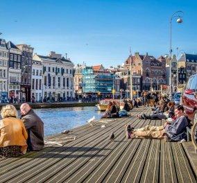 «Ευρωπαϊκή Πρωτεύουσα Έξυπνου Τουρισμού»- Οι νικητές θα πάρουν πολλά & μεγάλα δώρα από την Ε.Ε. - Κυρίως Φωτογραφία - Gallery - Video