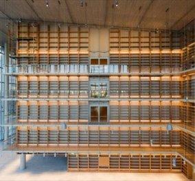 Good news: Χρυσή βράβευση για την Εθνική Βιβλιοθήκη της Ελλάδος - Κυρίως Φωτογραφία - Gallery - Video