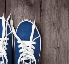 Τι πρέπει να κάνετε για να μην μυρίσουν ξανά τα κλειστά παπούτσια σας; Ο Σπύρος Σούλης αποκαλύπτει το μυστικό! - Κυρίως Φωτογραφία - Gallery - Video