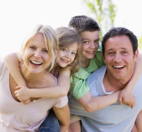 Να πως θα γίνετε παράδειγμα προς μίμηση για τα παιδιά σας! - Κυρίως Φωτογραφία - Gallery - Video