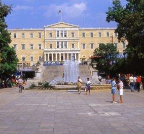 Η ανάπτυξη δεν θα έλθει από την πλατεία Συντάγματος - Κυρίως Φωτογραφία - Gallery - Video