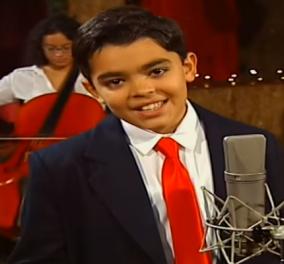 Άλλος άνθρωπος σήμερα ο Χρήστος Σαντικάι! Ο μικρούλης που έψελνε ύμνους στο ALTER είναι πια 24 χρονών (ΒΙΝΤΕΟ) - Κυρίως Φωτογραφία - Gallery - Video