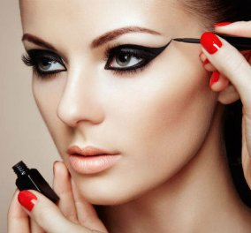 Eyeliner: Έως 8€ στην ελληνική αγορά για να πετύχετε το πιο μοντέρνο μακιγιάζ της εποχής   - Κυρίως Φωτογραφία - Gallery - Video