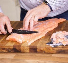 Το απόλυτο τρικ για να μην μυρίζουν τα χέρια μετά το καθάρισμα ψαριών!  - Κυρίως Φωτογραφία - Gallery - Video