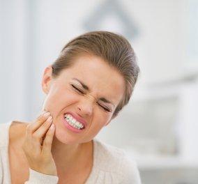 Με αυτούς τους 10 τρόπους θα μειώσετε τον πόνο στα ευαίσθητα δόντια σας! - Κυρίως Φωτογραφία - Gallery - Video