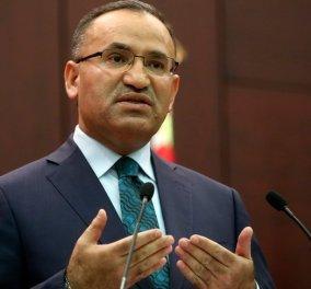 Νέες προκλητικές δηλώσεις από τον αντιπρόεδρο της Τουρκικής Κυβέρνησης: «Ανίκανοι Έλληνες πολιτικοί διαταράσσουν τις σχέσεις Ελλάδας- Τουρκίας» - Κυρίως Φωτογραφία - Gallery - Video