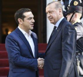 Δημοσκόπηση Public Issue: 81% των Ελλήνων πιστεύουν ότι χειροτέρεψαν οι σχέσεις με την Τουρκιά - Όλοι οι χάρτες  - Κυρίως Φωτογραφία - Gallery - Video
