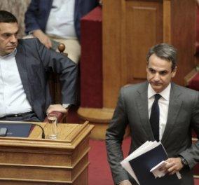 Δημοσκόπηση Metron Analysis: Στις 13 μονάδες η διαφορά ΝΔ - ΣΥΡΙΖΑ & η γνώμη των πολιτών για ελληνοτουρκικά και Σκοπιανό - Κυρίως Φωτογραφία - Gallery - Video