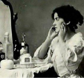 Vintage Story: Πώς διατηρούσαν σφριγηλό & νεανικό το δέρμα τους οι γυναίκες το 1910 - Συμβουλές άλλης εποχής (ΦΩΤΟ) - Κυρίως Φωτογραφία - Gallery - Video