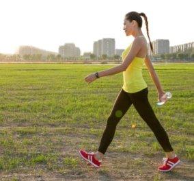 Το περπάτημα είναι η καλύτερη άσκηση- Όλα όσα πρέπει να προσέχετε - Κυρίως Φωτογραφία - Gallery - Video