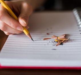 Τελικά θα καταργήσουμε το στυλό & το μολύβι; Μήπως με τα τάμπλετ θα ξεχάσουμε να γραφούμε; Τι λένε οι ειδικοί - Κυρίως Φωτογραφία - Gallery - Video