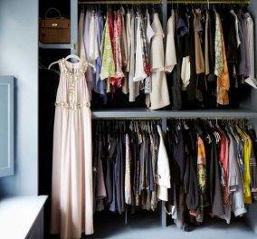 19 ιδέες για να οργανώσετε την ντουλάπα σας- Δείτε φωτό & θα θέλετε να τις κλέψετε αμέσως! - Κυρίως Φωτογραφία - Gallery - Video